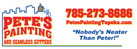 Pete's Painting Company Logo